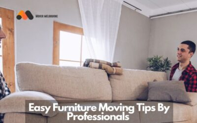 Easy Furniture Moving Tips By Professionals | Mover Melbourne