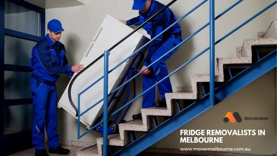 Fridge Removalists in Catani Melbourne