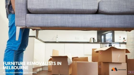 Furniture Removalists in Capel Sound, Melbourne